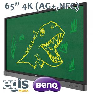 Aktywna Tablica Monitor interaktywny BenQ RP654K