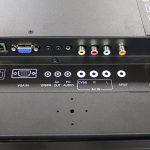 Aktywna Tablica monitor interaktywny myBoard gniazda podłączeniowe