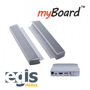 Zestaw nagłaśniający myBoard Silver Sound AMP-32