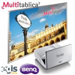 Aktywna Tablica Zestaw Multitablica BenQ MX842UST