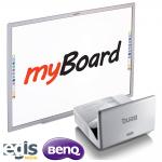 Aktywna Tablica Zestaw MyBoard BenQ MX842UST