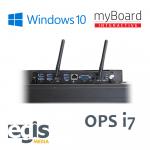 Aktywna tablica myBoard OPS i7