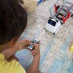 Aktywna Tablica Inteligentny robot Codey Rocky Bluetooth do nauki programowania